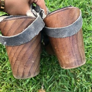 Free People Shoes - FREE PEOPLE 🔴 Clog